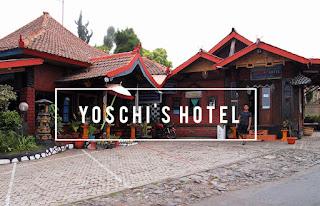 hotel di bromo murah