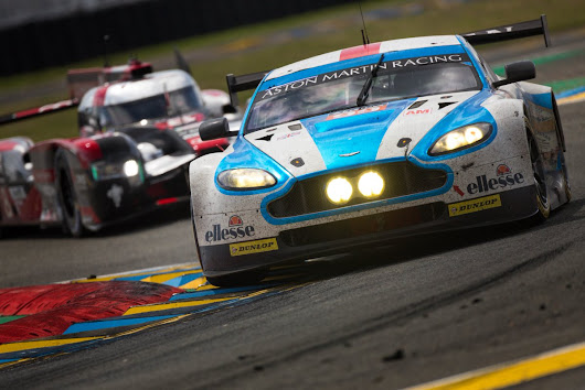 Beechdean AMR announce driver line-up for 24 Hours of Le Mans