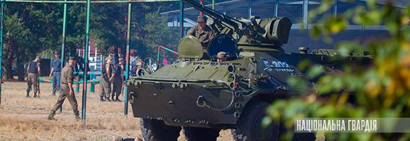 У Національній гвардії створять бригаду спеціального призначення