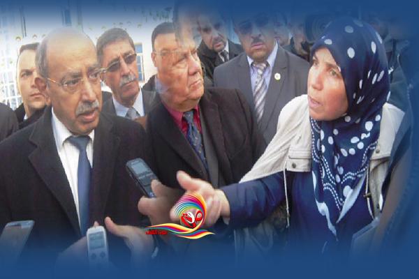 برلمانية من الشلف لوزير التكوين : متى تكون مراكز التكوين قبلة للمتفوقين