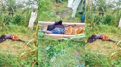 Woman Raped, Killed Afterwards In Kastina [Photo]