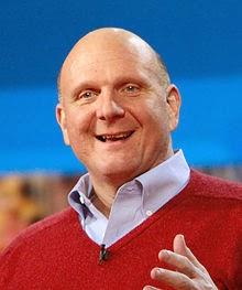 前執行長鮑爾默離開微軟董事會,專注經營NBA洛杉磯快艇隊