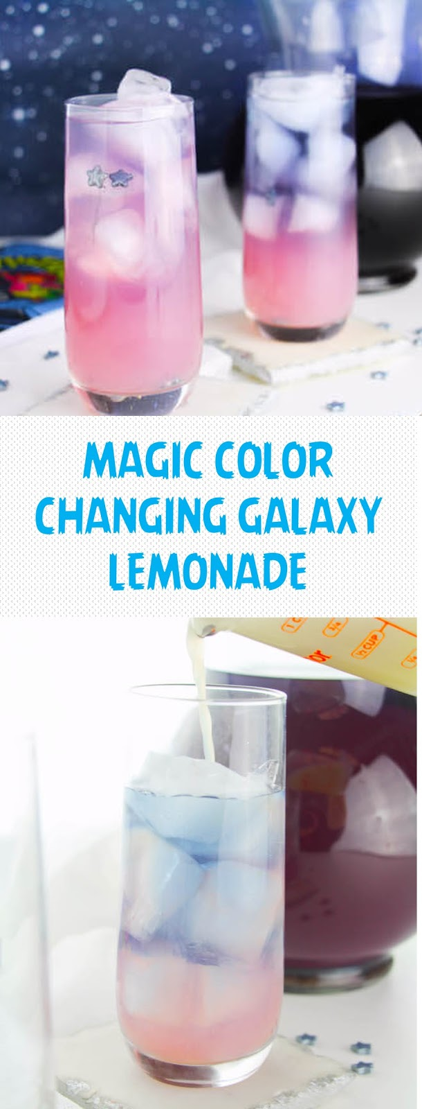 MAGIC COLOR-CHANGING GALAXY LEMONADE