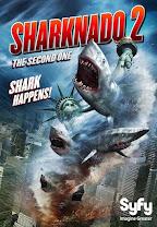 Sharknado 2: El segundo (El regreso)<br><span class='font12 dBlock'><i>(Sharknado 2: The Second One)</i></span>