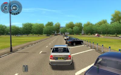 تحميل لعبة تعليم قيادة السيارات City Car Driving 2018