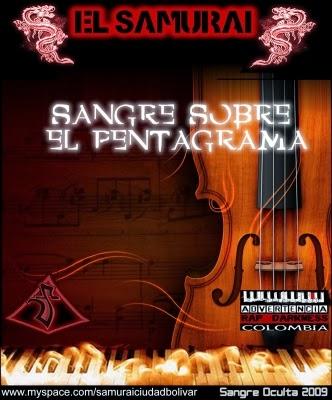 Sangre del pentagrama - Samurai  [2009]