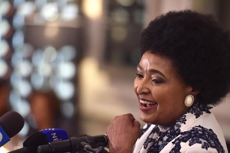 Wow!!!! Have You Seen Nelson Mandela's Ex Wife, Winnie Recently? You Won't Believe She's Almost 80 (Photos)