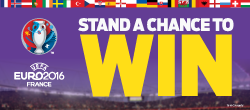 Win this Euro 2016 with Hollywoodbets Promotions!