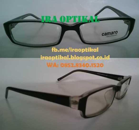 Frame Kacamata Camaro - Plus Minus Baca - Pria Wanita ~ Menjual ... fc2edb0d64