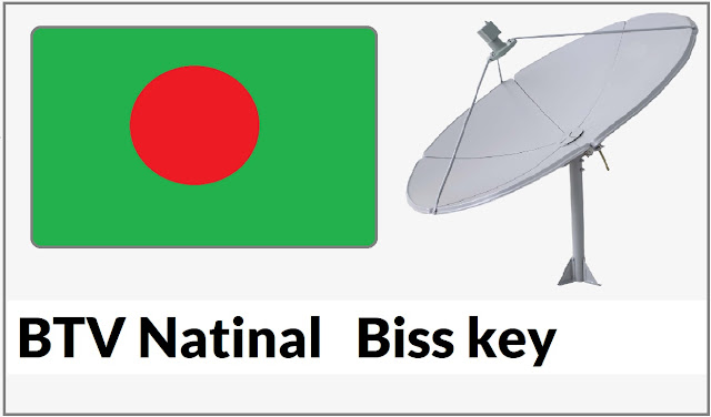 BTV NATIONAL New Biss Key