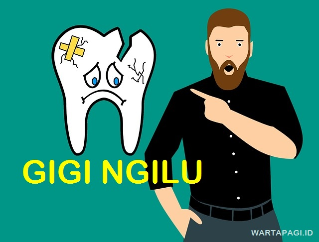 9 Cara meredakan Gigi Ngilu dengan cara Alami