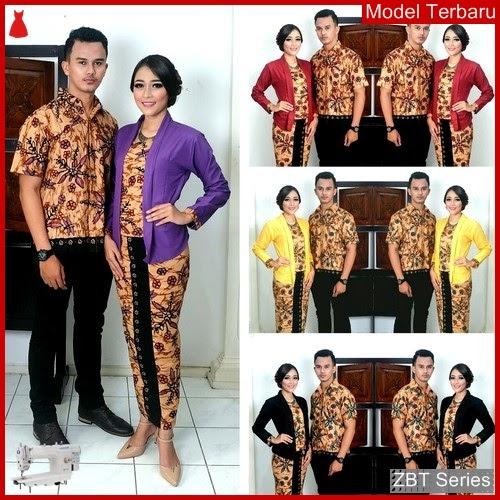 ZBT11509 Kebaya Batik Couple New Sarimbi Ala BMGShop
