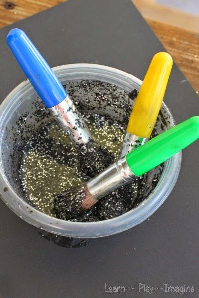 Moon Dust paint recipe