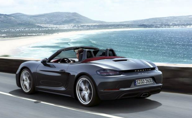 2017 Porsche 718 Boxster Review Release Date And Price >> 2017 Porsche 718 Boxster Specs Review Price And Release Date