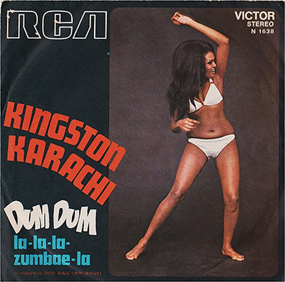 https://www.discogs.com/fr/Kingston-Karachi-Dum-Dum-/master/1007738