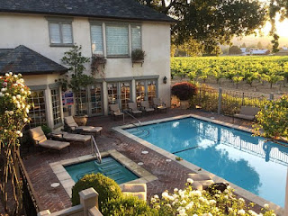 The Vineyard Country Inn - St Helena, Calif