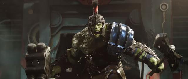 Thor: Ragnarok 2017 San Diego Comic-con Trailer