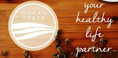 Produk Ocean Fresh Seaweed Chitosan Original