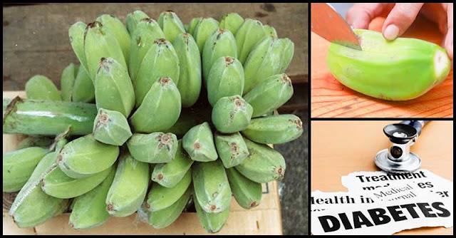 Unripe Bananas – A Healthy Snack For Diabetics