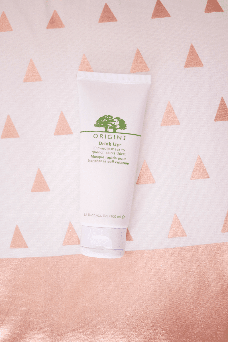 Origins Drink Up 10 Minute Mask Review