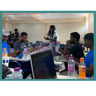 The Year of Return Developer Hackathon 2019 - My experience & what I learned