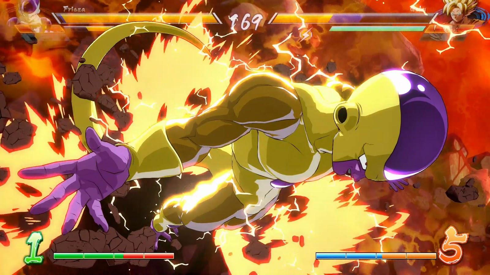 Dragon Ball FighterZ PC ESPAÑOL (CODEX) 3