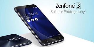 Cara Terbaru Flash Asus Zenfone 3 ZE552KL via AFT