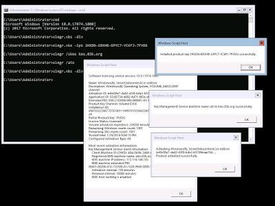 Windows Server 17074