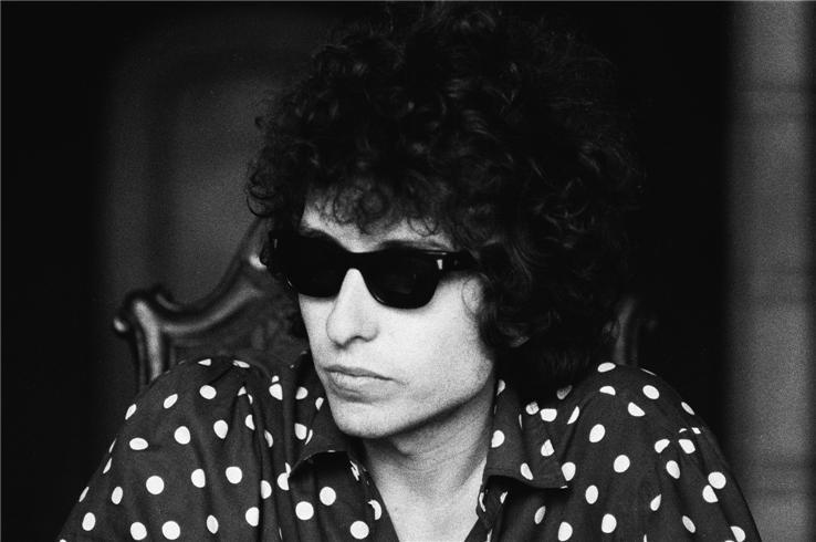 Old Portraits Of Bob Dylan In La 1966 Vintage Everyday