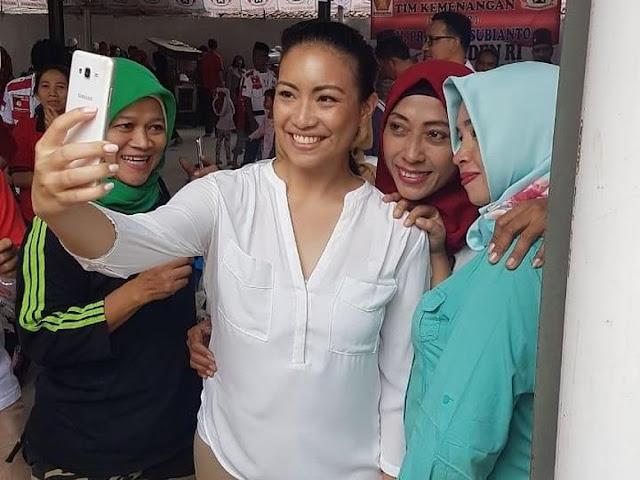 Diusulkan Jadi Wagub DKI, Ini Respons Sara Ponakan Prabowo