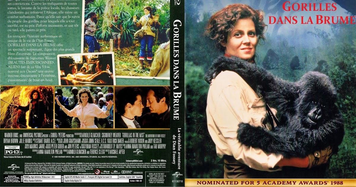 Gorilles dans la brume - Film Complet en streaming …