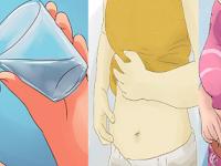 Satu Resep Minuman yang Bisa Kamu Coba Untuk Mendapatkan Perut Rata Hanya Dalam 4 Hari !!