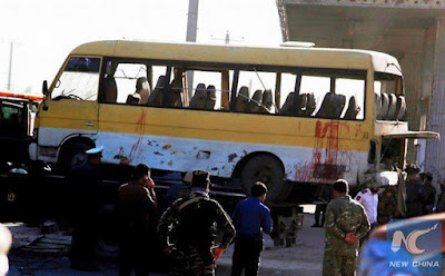 14 nepalese kiiled in afganistan bus blast