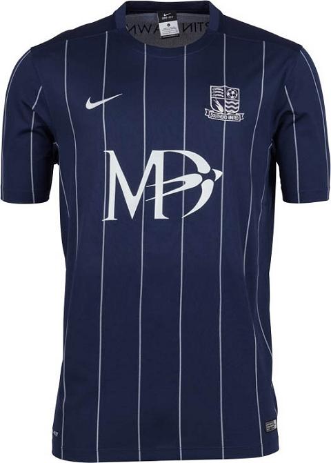 Nike apresenta novas camisas do Southend United - Show de Camisas 13758bd6c6b78