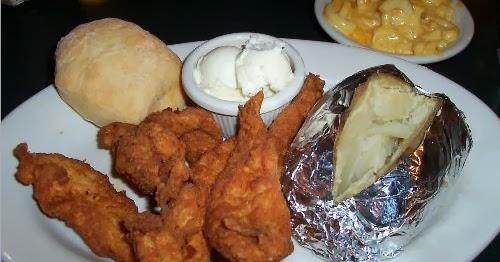 Grassy Knoll Institute: Apple Barn Restaurant - Chicken ...
