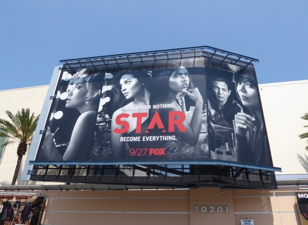 Giant Star season 2 billboard