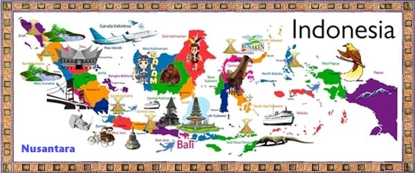 NUSANTARA: Puzzle of Indonesian Travel Guide