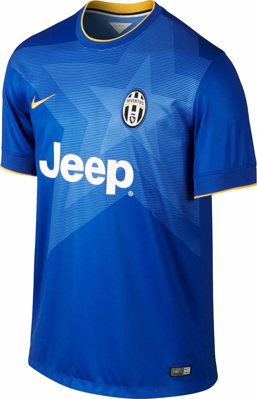 New Nike Juventus 14-15 Kits