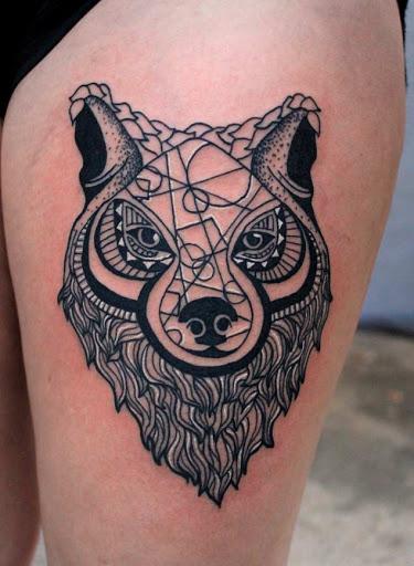 Esse barbudo lobo