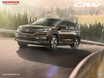 Harga Honda CRV Pekanbaru Riau, Paket Kredit Honda CRV Pekanbaru Riau NIK 2016