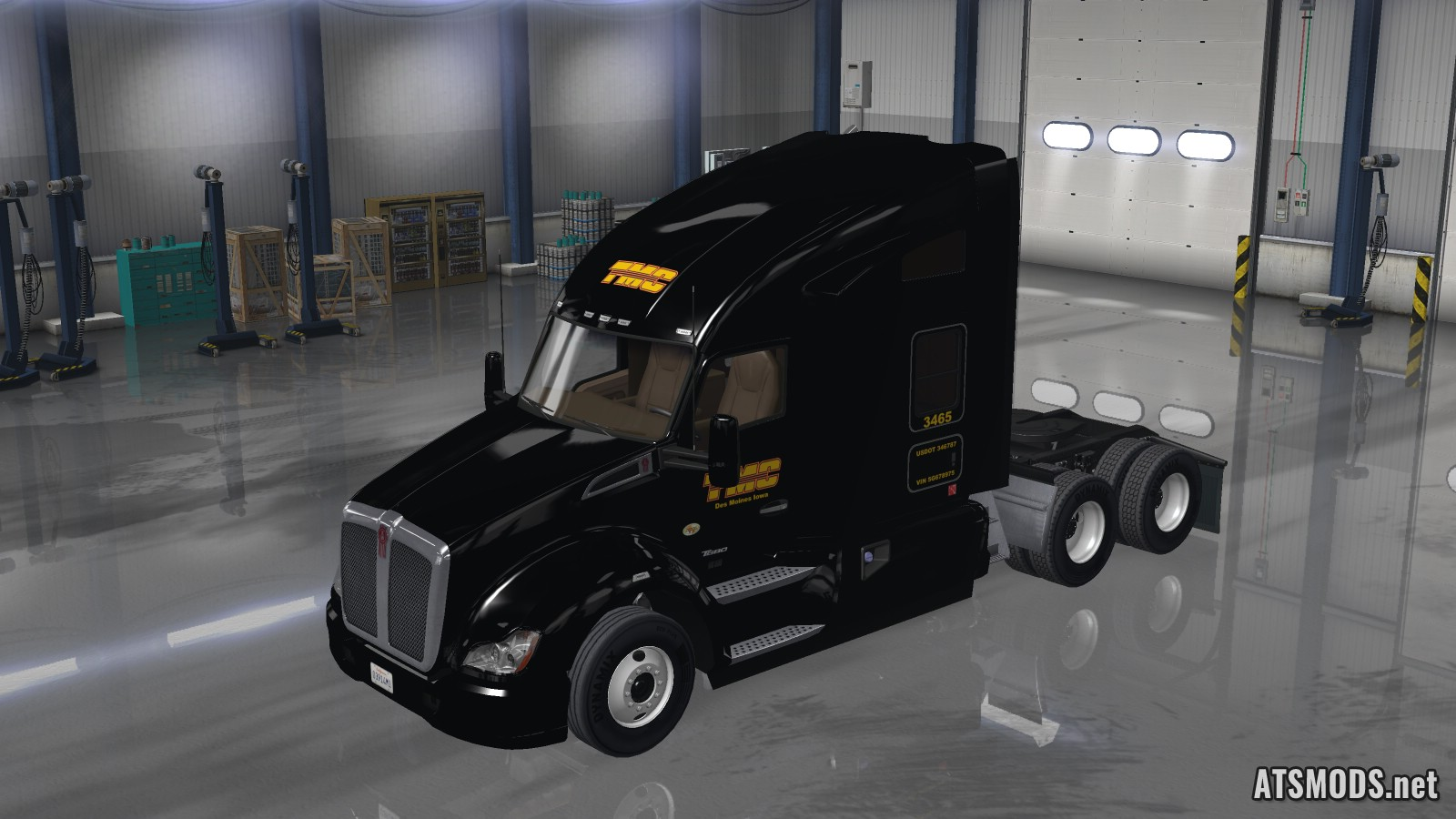 Kenworth T680 TMC Transportation