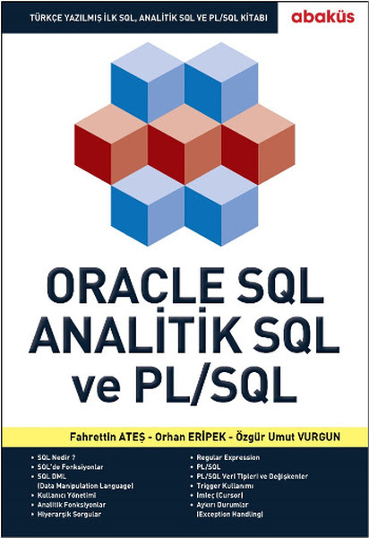 New Book - Oracle SQL Analytic SQL and PL/SQL