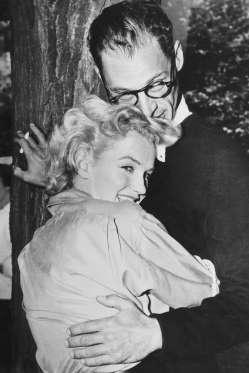 Marilyn-Monroe-Arthur-Miller