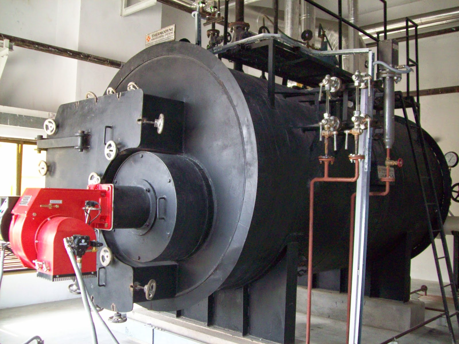Oil and Gas Fired Boilers - Savemax