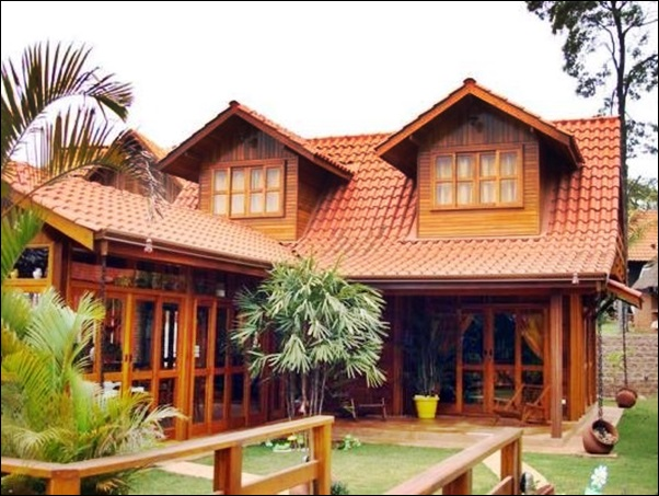 foto casa madeira rustica 18