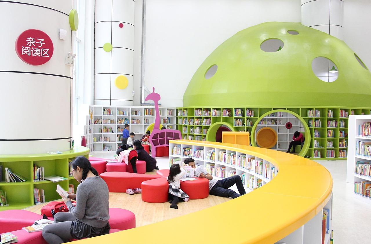 reklama SEO - biblioteka