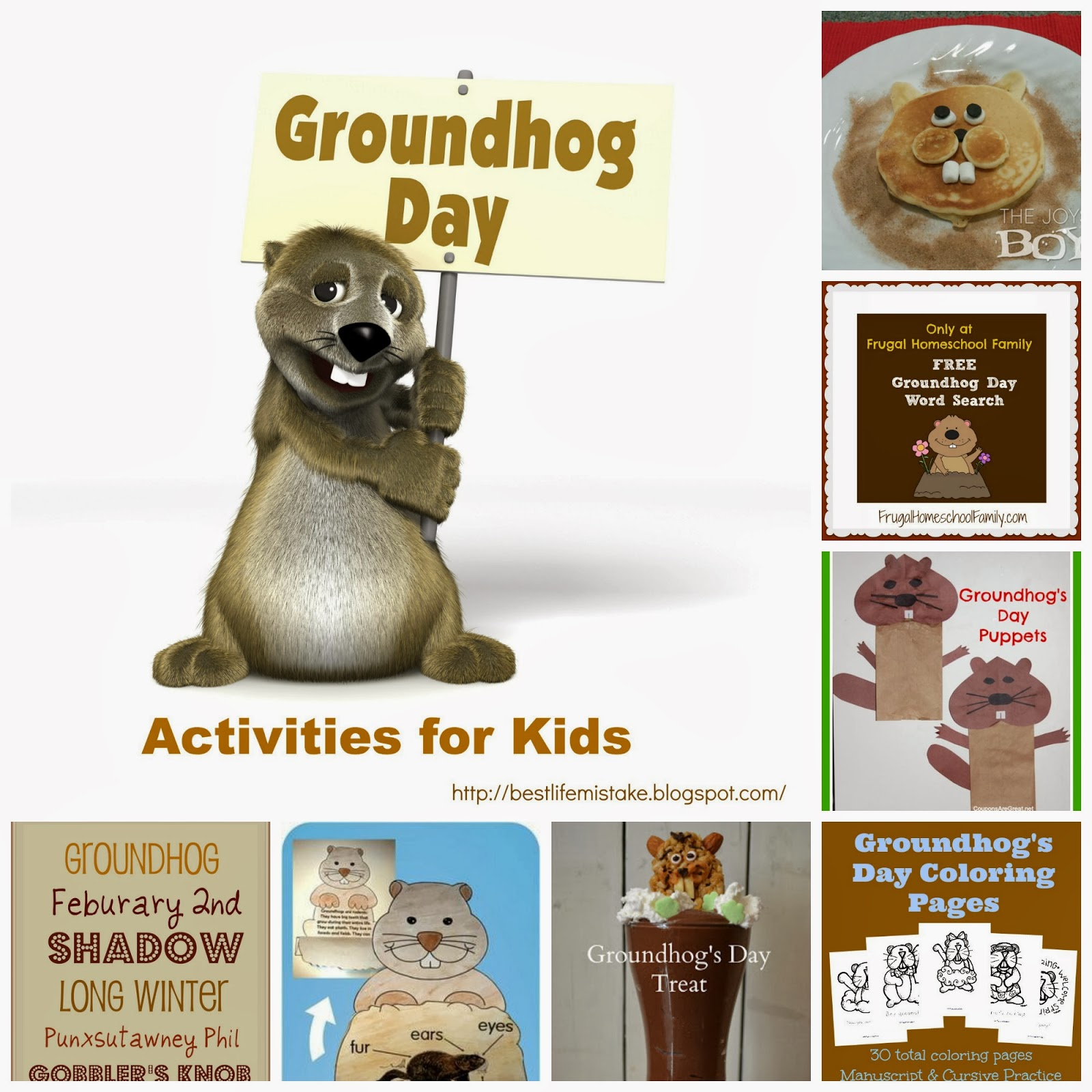 Some Of The Best Things In Life Are Mistakes Groundhog