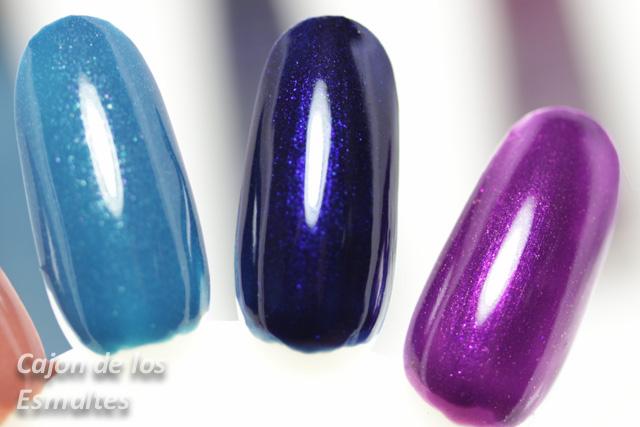 esmalte de uñas Avon Colortrend - Idolo o Estava escrito - Misterios destino