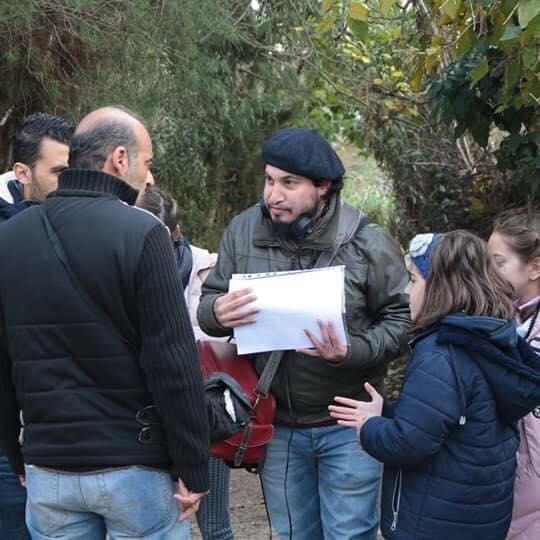 انتهاء تصوير الفيلم السوري القصير «حطب» للمخرج «فراس جرار»