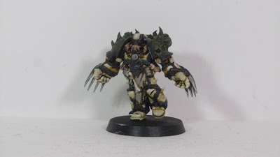 Death Guard Chaos Lord